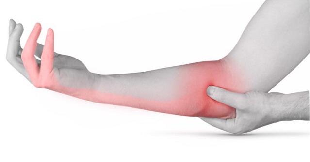 Patologie del gomito: cause e trattamenti